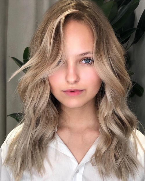 40 Top Haircuts For Round Faces And Thin Hair Babydoll Couture Glam