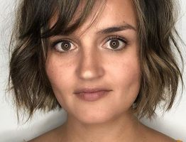 40 Edgy Short Hairstyles for Round Faces